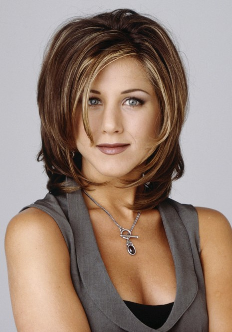 Jennifer Aniston The Rachel Hairstyle Hairstyles Weekly