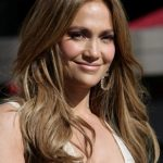 Jennifer Lopez Layered Long Hairstyles