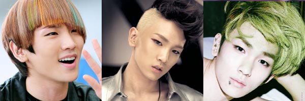 Key Kpop Hairstyles 2013