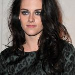 Kristen Stewart Messy Wavy Curly Hairstyle