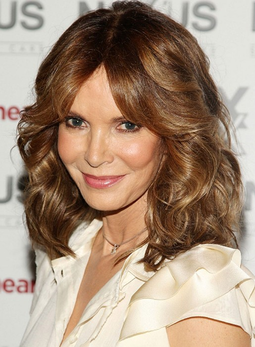 Sexy Layered Shoulder Length Hairstyles 2013
