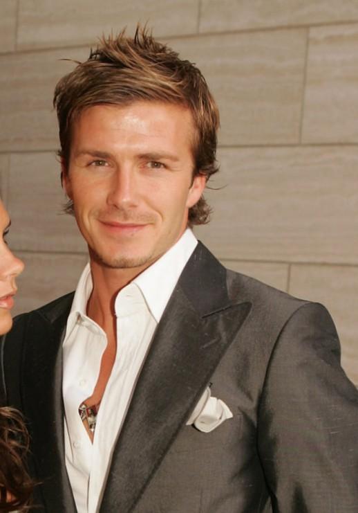Pleasing David Beckham Hairstyles Weekly Short Hairstyles Gunalazisus
