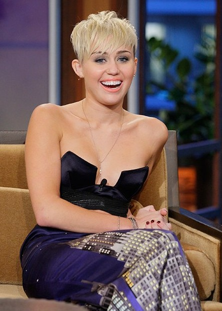 Miley Cyrus Short Pixie Haircut 2012 Miley Cyrus Short Hairstyles