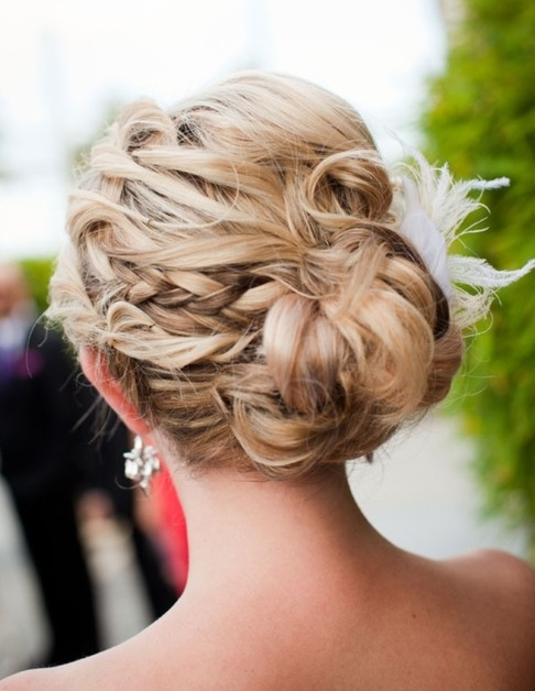 Outstanding Updos Archives Hairstyles Weekly Short Hairstyles Gunalazisus