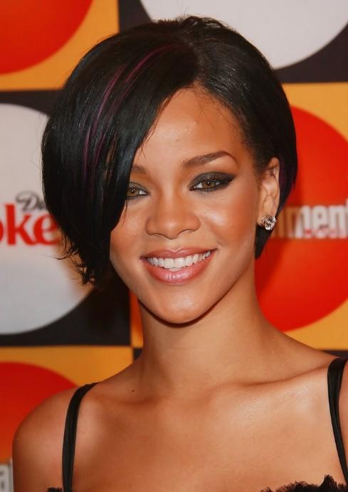 Pleasing Rihanna Hairstyles Weekly Short Hairstyles For Black Women Fulllsitofus