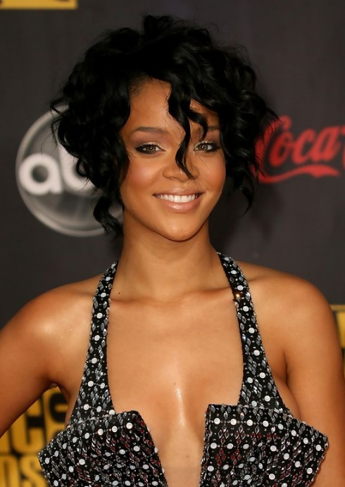 Gallery For Black Curly Bob Hairstyles 2013