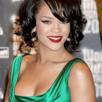 Remarkable Rihanna Hairstyles Weekly Short Hairstyles For Black Women Fulllsitofus