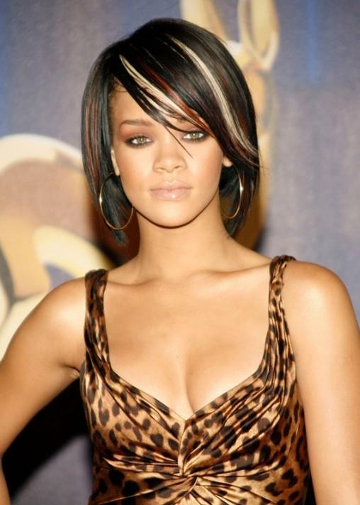Pleasing Rihanna Hairstyles Weekly Short Hairstyles Gunalazisus