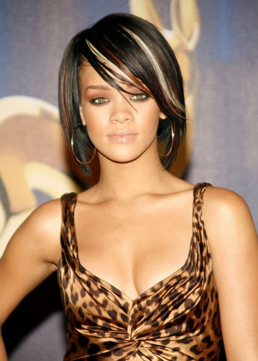 Terrific Rihanna Hairstyles Weekly Short Hairstyles For Black Women Fulllsitofus
