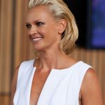 Sarah Murdoch Bob Hairstyle for women over 40s