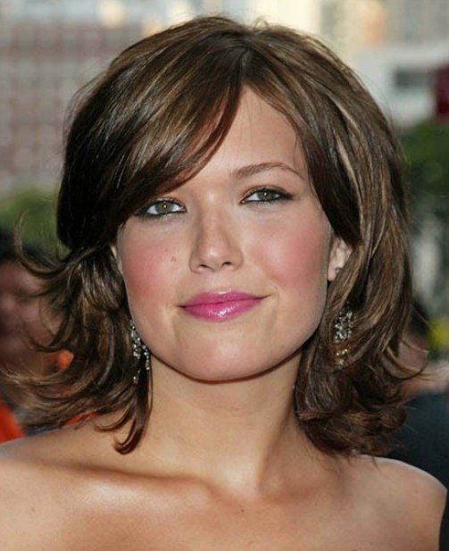 Sexy Layered Short Bob Hair Styles for Mature Women