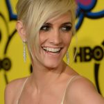 Ashlee Simpson Latest Short Hairstyle