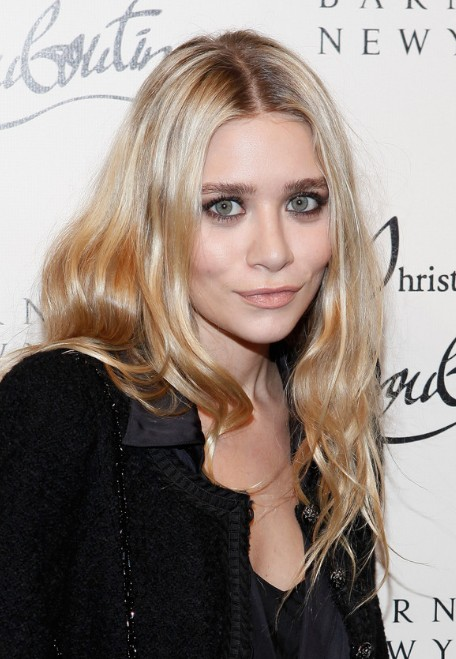 Ashley Olsen Long Hairstyles