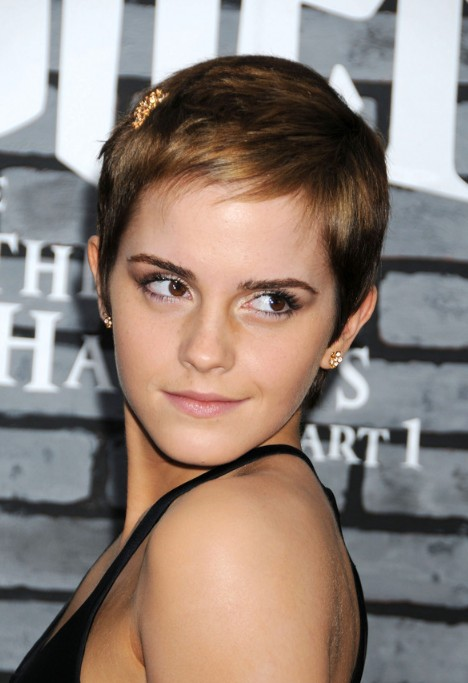 Fabulous Emma Watson Pixie Haircut Best Short Hairstyle For Summer Short Hairstyles For Black Women Fulllsitofus