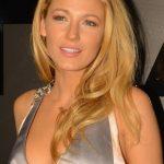 Blake Lively Long Blonde Hairstyles