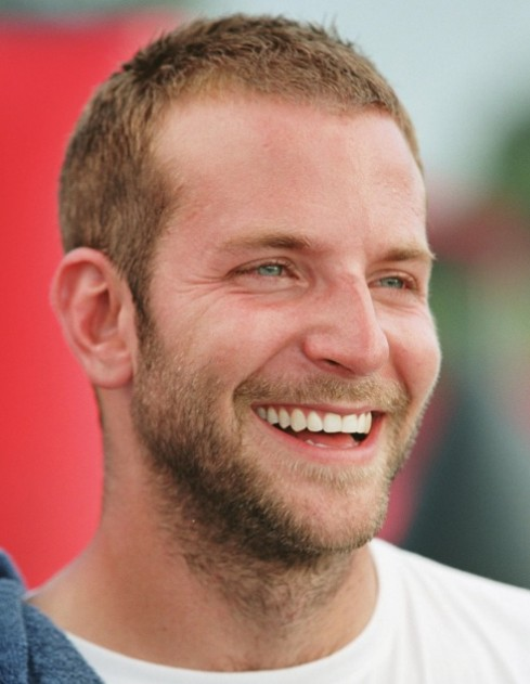 Bradley Cooper Short Buzz Cut: Very Short Haircut for Men