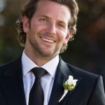 Bradley Cooper Casual Long Hairstyles for Wedding