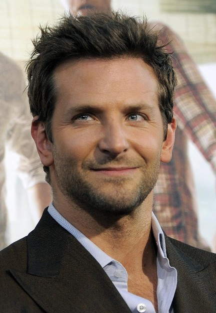 Bradley Cooper Short Spiked Haircut For Men Hairstyles