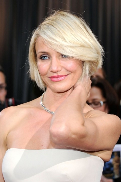 Stunning Cameron Diaz Short Blonde Bob Hairstyle 484 x 724 · 60 kB · jpeg