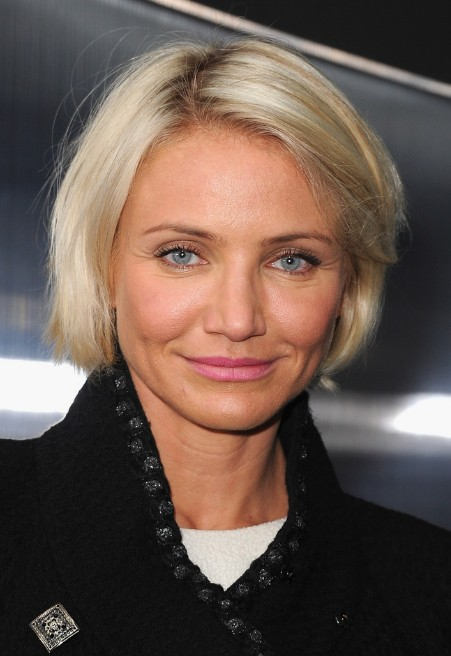 Cameron Diaz Short Haircut