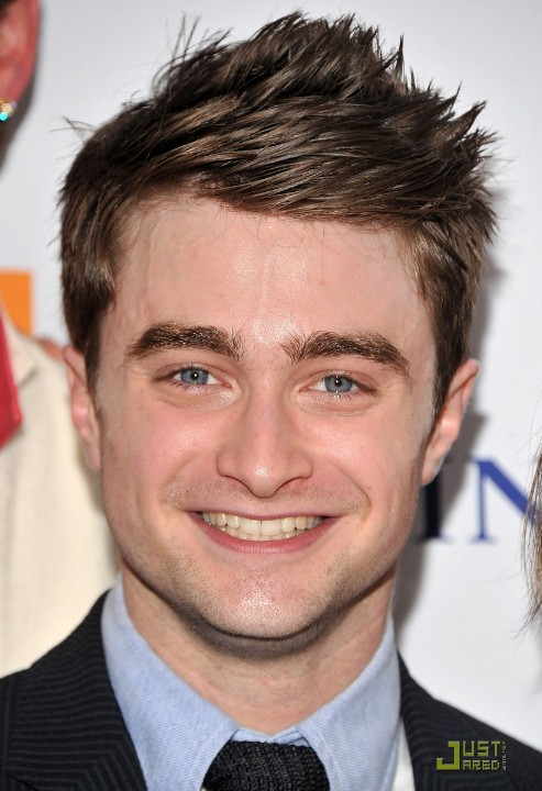 Daniel Radcliffe Short Haircuts
