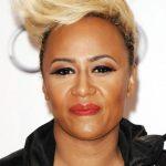 Emeli Sande Short Spiked Haircut for Women