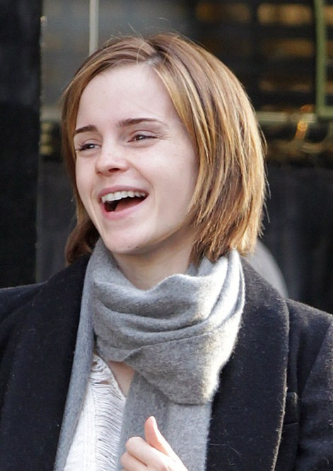 Emma Watson Haircut Layered Short Bob Hairstyle