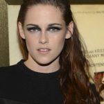 Kristen Stewart Half Up Half Down Hairstyles
