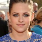 Kristen Stewart Simple Casual Ponytail