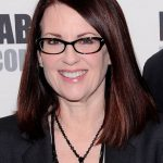 Megan Mullally Long Bob Hairstyle