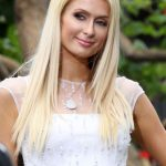 Paris Hilton Long Straight Hair Styles