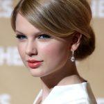 Taylor Swift Classic Chignon Updo