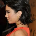 Vanessa Hudgens Curled Out Bob Hairstyles