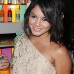 Vanessa Hudgens Cute Loose Updo