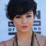 Vanessa Hudgens Layered Short Haircuts