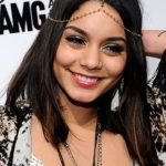 Vanessa Hudgens Medium Princess Hairstyles