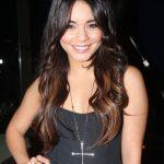 Vanessa Hudgens Ombre Hairstyles