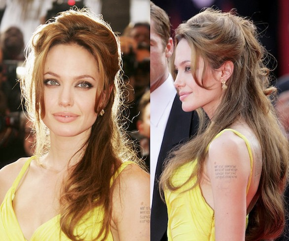 Long curly hairstyle for prom