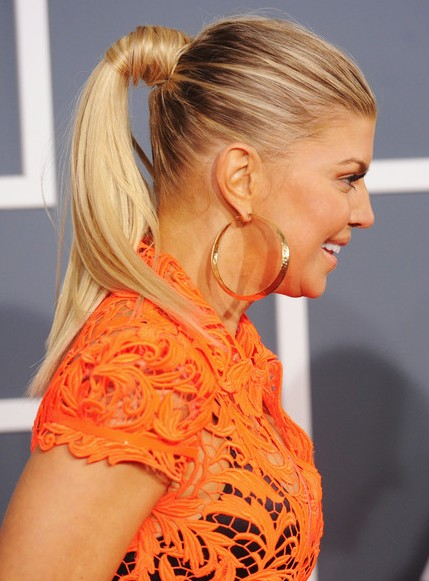 Popular Ponytail Hairstyles for women