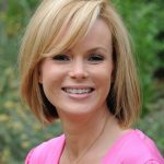 Amanda Holden Cute Bob Hairstyle