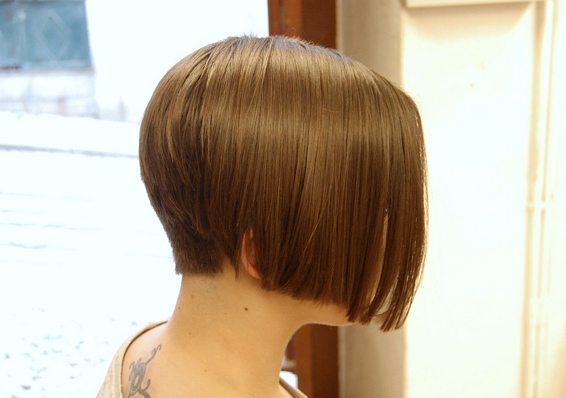 Amazing Short Haircut 2013