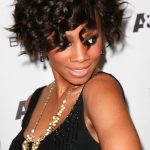 Anika Noni Rose Curled Out Bob Hairstyle