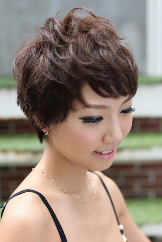 Cute Asian Pixie Haircut for Short Hair Hairstyles Weekly