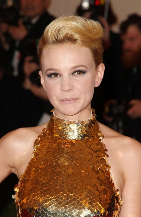 Carey Mulligan Updo for Hair