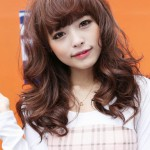 Cute Asian Girls Long Hairstyle