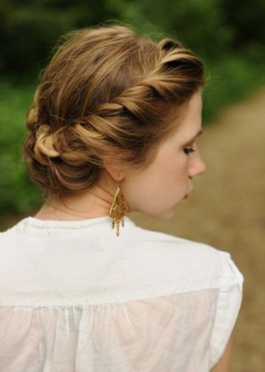 Cute Twist Braid