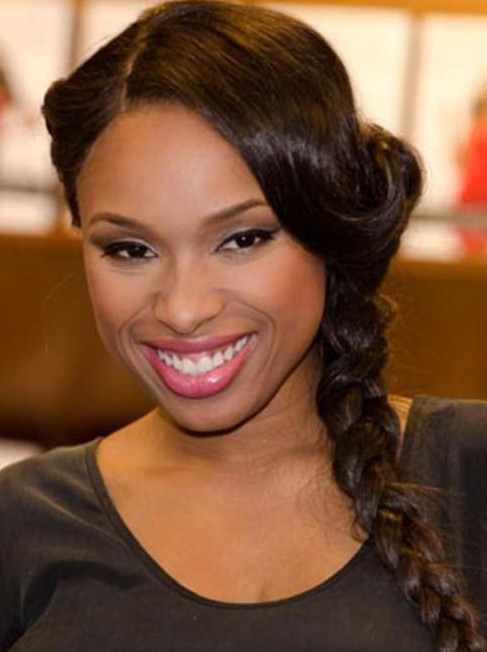 French Braid Hairstyles Black Women