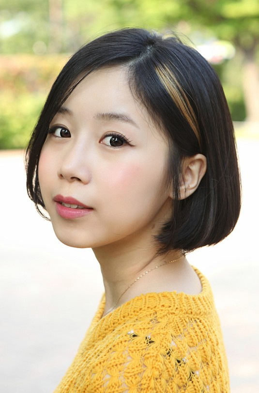 Japanese A-line Bob Hairstyle for Short Hair