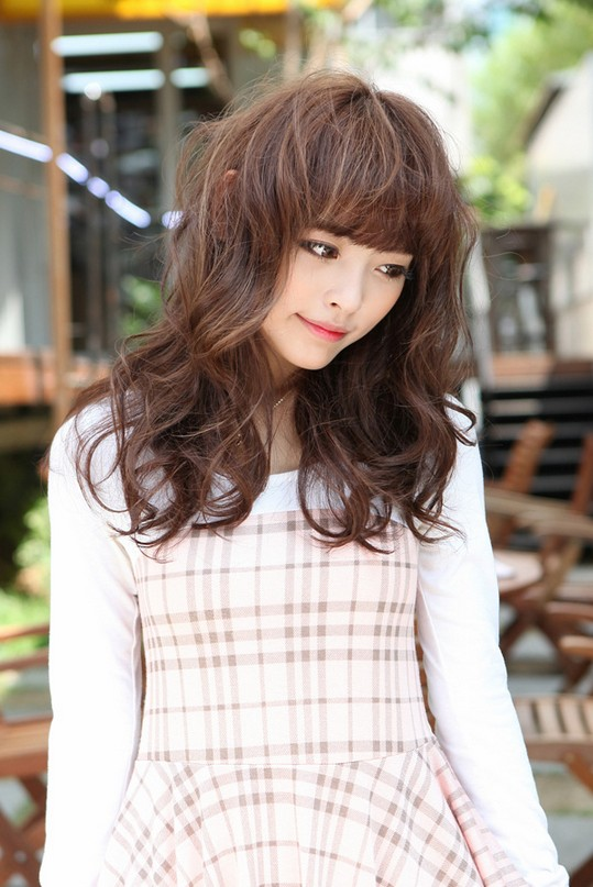 Super Sweet Long Japanese Hairstyle For Girls Hairstyles Weekly Hairstyles For Men Maxibearus