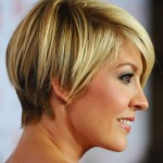 Jenna Elfman Short Hairstyles